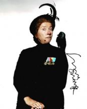 Emma Thompson Autograph Signed Photo - Nanny McPhee